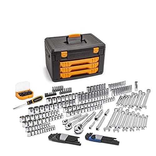 gearwrench 219-piece mechanics tool set