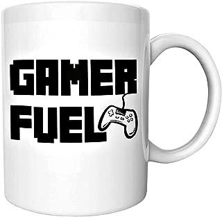 gamer fuel mug