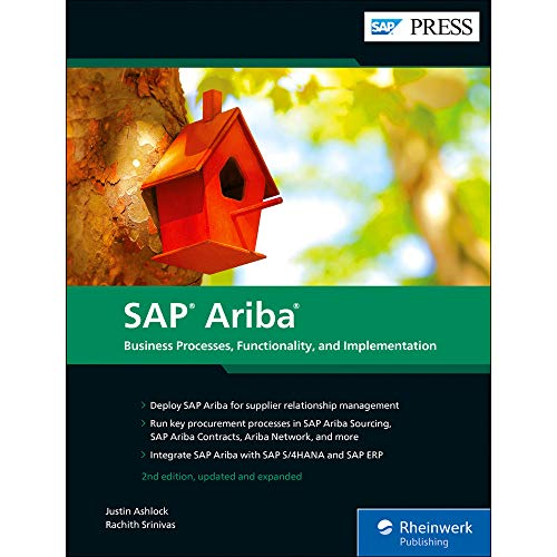 SAP Ariba: Business Processes, Functionality, and Implementation (SAP PRESS: englisch)