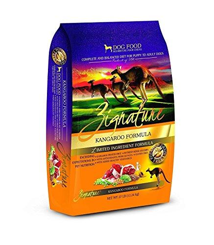 Zignature Kangaroo Dry Dog Food Formula