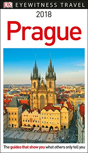 DK Eyewitness Travel Guide Prague: 2018