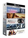 Meilleur de la 4K : The Revenant + Seul sur Mars + Assassin's Creed +...
