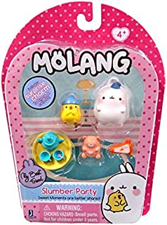 Molang My Best Friend Slumber Party