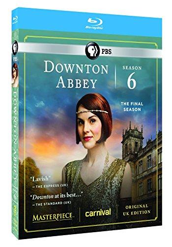 Downton Abbey: Season 6 (The Final Season) [Blu-ray]