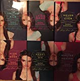 The Lying Game Hardcover Series Set of 6 Books by Sara Shepard