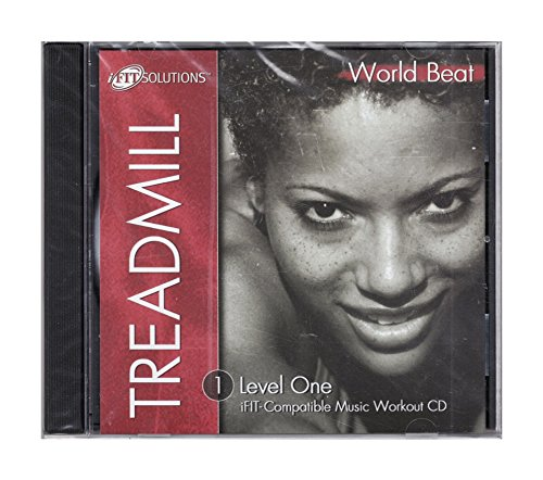 Treadmill Level One iFIT-Compatible Music Workout CD: World Beat