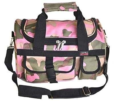 Explorer Range Bag Shooting Tactical Assault Gear Hiking Waist Bag Shoulder Backpack EDC Camera Bag MOLLE Modular Deployment Compact Utility Military Surplus Gear Heavy Duty (Pink Camo-TM13)