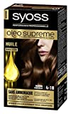 Syoss - Coloration Permanente Cheveux Oléo Suprême - Marron Chocolat 4-18