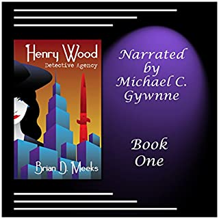 Henry Wood Detective Agency cover art