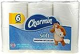 Charmin Ultra Soft Bathroom Tissue - 6 Jumbo Rolls