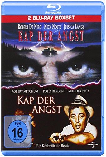 Kap der Angst - Ein Köder für die Bestie / Kap der Angst [2 Blu-rays] (exklusiv bei Amazon.de)