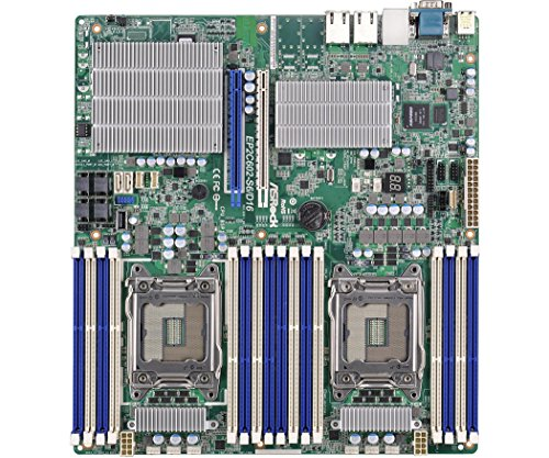 ASRock Rack Mainboard SSI CEB DDR31066LGA 2011Motherboards ep2C602-s6/D16