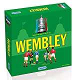Gibsons Wembley Family Board Game | Retro Design | Dice Rolling FA Cup Football Game for Adults & Kids | Perfect Gift for Christmas & Birthdays