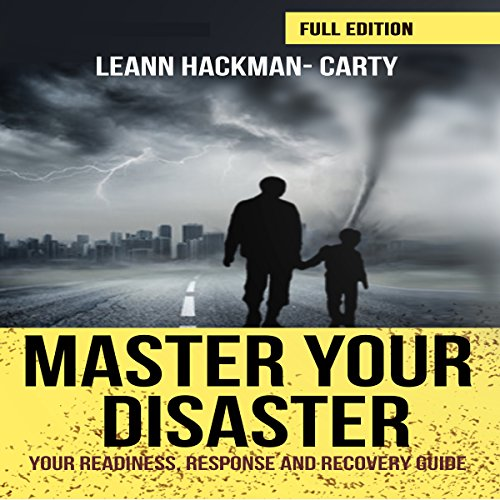 Master Your Disaster audiobook cover art