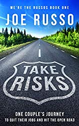 Book cover for Take Risks book