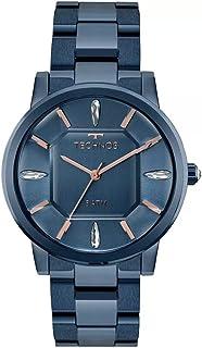 8b7d44d489a Relógio Feminino Technos 2039BT 4A - Azul