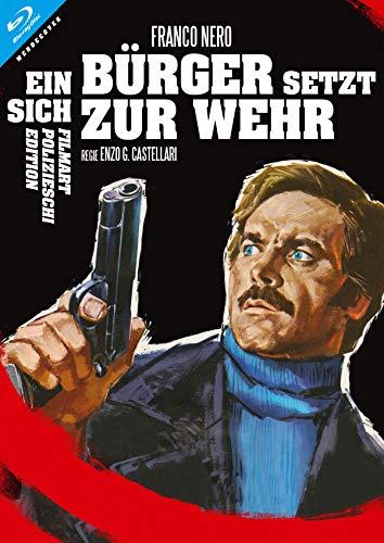 Ein Bürger setzt sich zur Wehr - Limited Edition auf 1000 Exemplare - FILMART POLIZIESCHI EDITION NR.015 [Blu-ray]