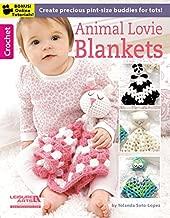 Animal Lovie Blankets (6373)