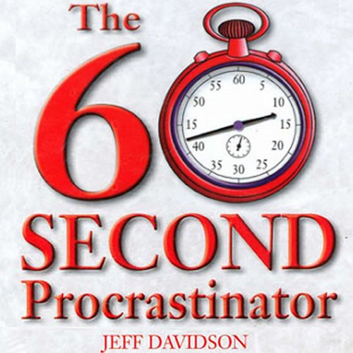 『The 60 Second Procrastinator』のカバーアート