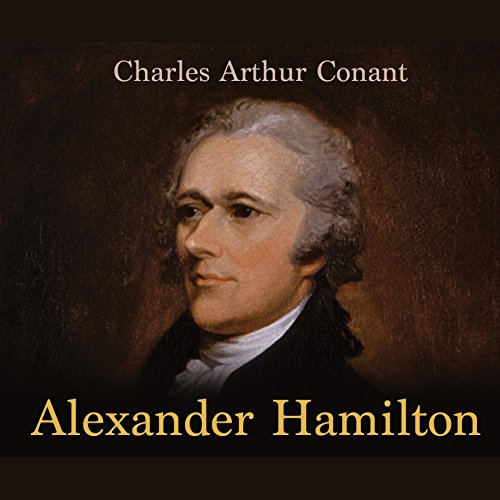 Alexander Hamilton audiobook cover art