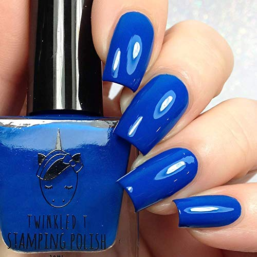 Stamping Polish Opaque in 1 Coat by Twinkled T (Subtweet)