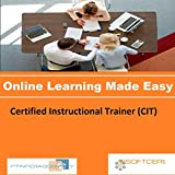 PTNR01A998WXY Certified Instructional Trainer (CIT) Online Certification Video Learning Made Easy