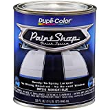 Dupli-Color BSP210 Midnight Blue Paint Shop Finish System - 32 oz, Single