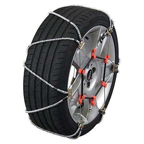 Quality Chain Volt Cable Passenger Snow Traction Tire Chains (QV339)