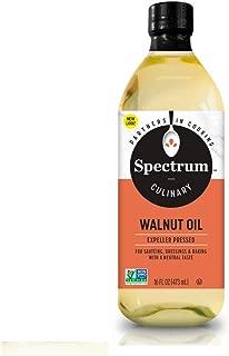 Spectrum Naturals Refined Walnut Oil - 16 oz