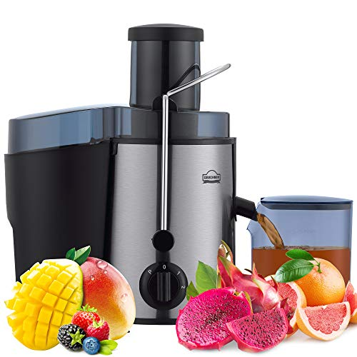 Juicer Machine,DEWINNER Stainless Steel Fruit and Vegetable Juice Extractor...