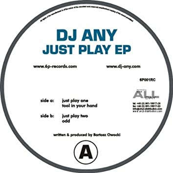 Just Play Ep