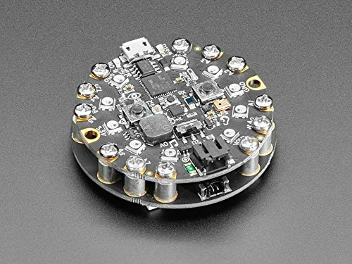 Adafruit 4367 Circuit Playground TFT Gizmo - Bolt-on Display + Audio Amplifier