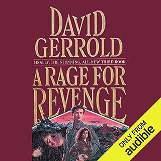 A Rage for Revenge audiobook cover art