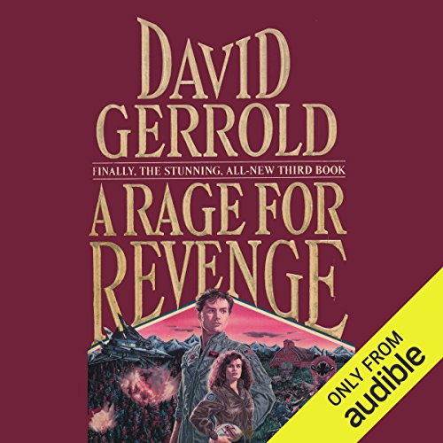 A Rage for Revenge audiobook cover art