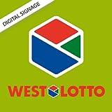 WestLotto Digital Signage
