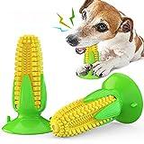 Utilisé pour Le Soin des Dents de Chien,Les Jouets de brossage des Dents de Chien,Les Jouets molaires pour Animaux de Compagnie,Les Jouets sonnant de Ventouse de maïs,durables et sûrs