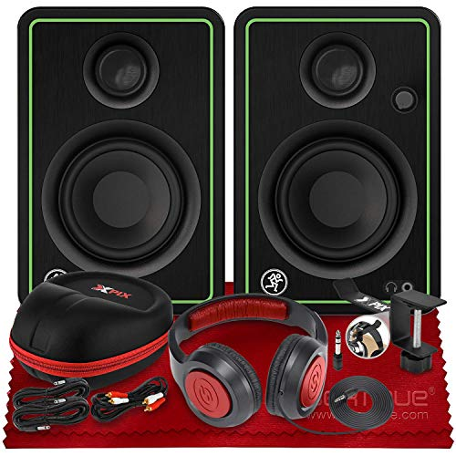 Mackie CR3-XBT Creative Reference Series 7,6 cm Multimedia-Monitore mit...