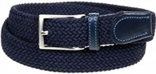 mod:(7) cinturón ELÁSTICO HOMBRE mod:(7) color AZUL MARINO para todas las tallas de pantalón y PACK CALCETINES MARCA TIENDADELEGGINGS ejecutivo 40/46