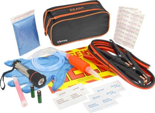 Victor 22-5-65101-8 36-Piece Ready Emergency Road Kit