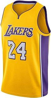 62e61d4a Kobe Bean Bryant #24 Camiseta De Baloncesto para Hombre - NBA Los Angeles  Lakers Camiseta