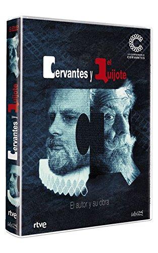 Cervantes y El Quijote. El autor y su obra [DVD]