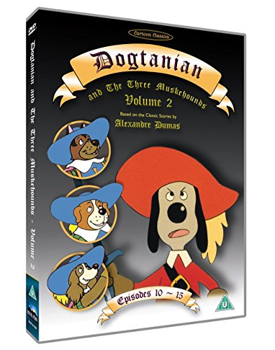 Dogtanian And The Three Muskehounds Vol.2 - [DVD] [1991] [Reino Unido]