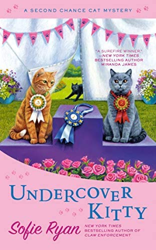 Undercover Kitty Second Chance Cat Mystery product image