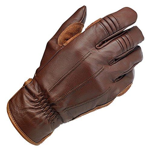 Biltwell GW-LRG-01-CO Work Gloves (Chocolate, Large)