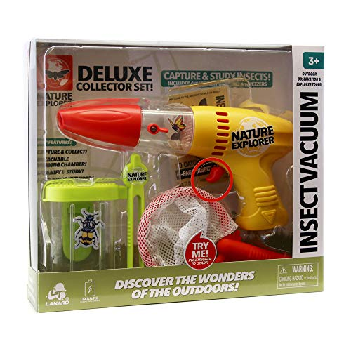 Bug Out! Deluxe Critter Capture Set