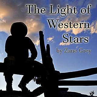 The Light of Western Stars audiobook cover art