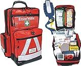 Erste Hilfe Notfallrucksack Sport Freizeit & Event Planenmaterial Rot Weiße