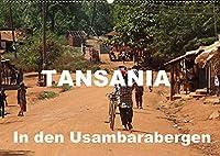 Tansania. In den Usambarabergen (Wandkalender 2022 DIN A2 quer): Tansania. Ein Besuch in den Usambarabergen fuehrt in eine sehr einfache Welt. (Monatskalender, 14 Seiten )