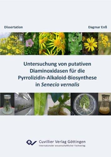 Untersuchung von putativen Diaminoxidasen für die Pyrrolizidin-Alkaloid-Biosynthese