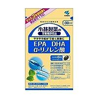 小林製薬 小林製薬の栄養補助食品 DHA EPA α-リノレン酸180粒 (305mg×180粒)